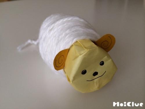 もこもこひつじさん〜オリジナルの手作り人形〜