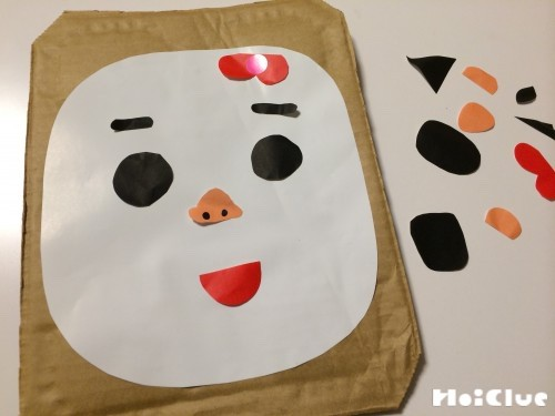 手作り福笑い〜おもわずニヤニヤしちゃう遊び〜