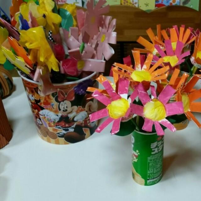 お店やさんごっこ⑤花屋さん