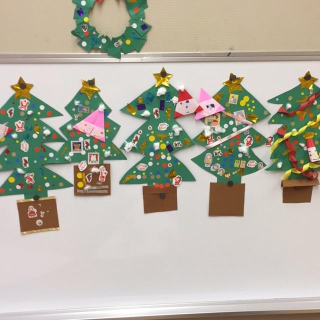 【アプリ投稿】クリスマスツリー製作