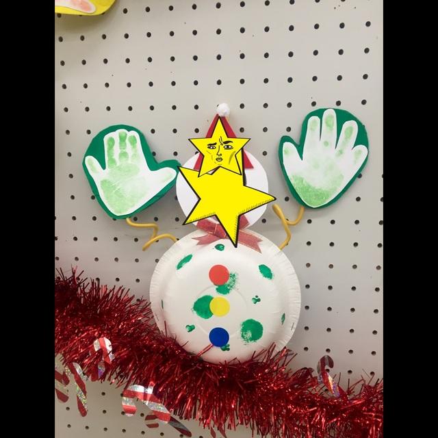 【アプリ投稿】☆クリスマス飾り☆