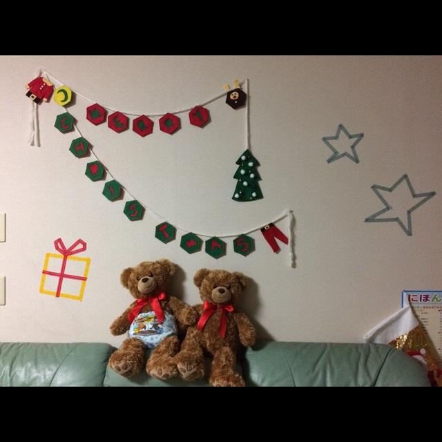 【アプリ投稿】我が家のクリスマス☆