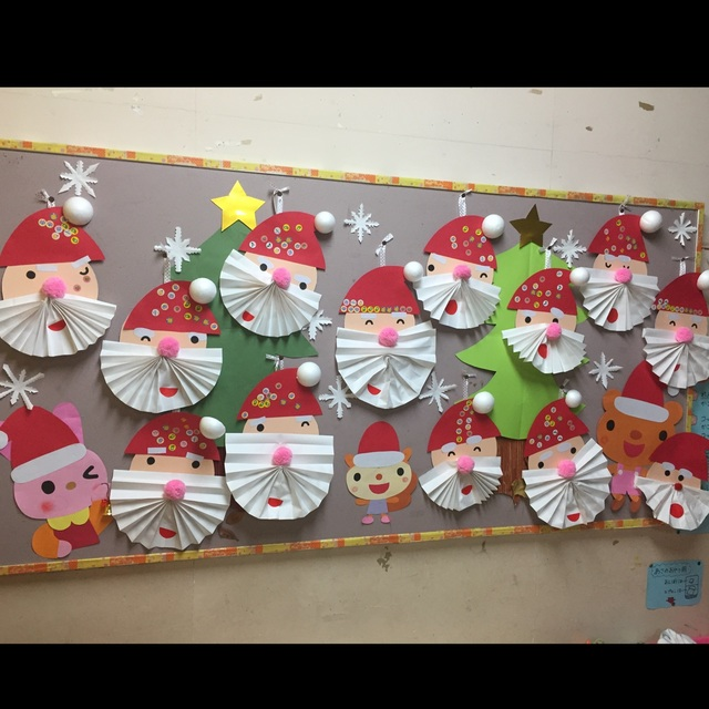 【アプリ投稿】サンタクロース   2歳児