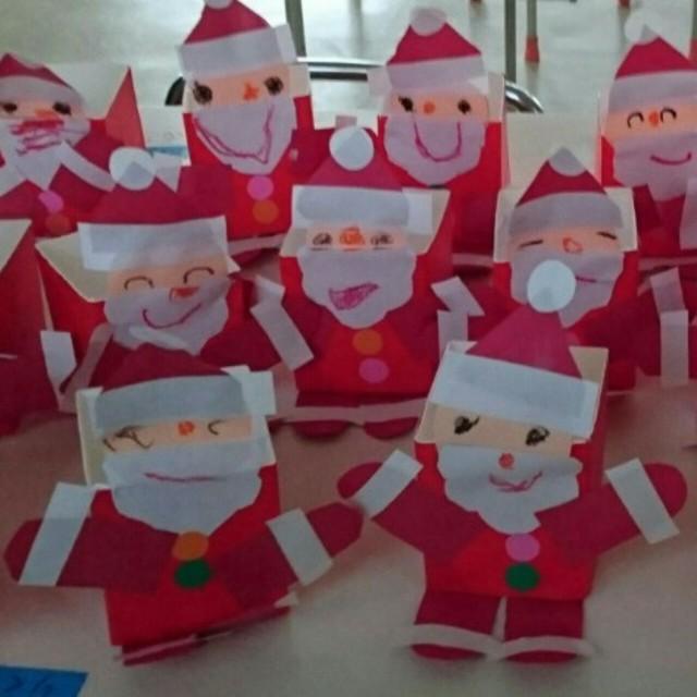 【アプリ投稿】クリスマス制作 『サンタクロース』