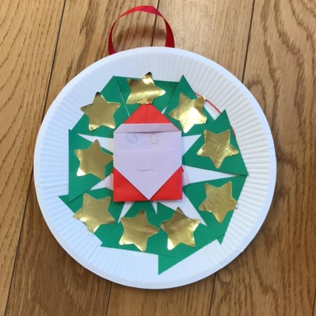 【アプリ投稿】若葉 クリスマス製作