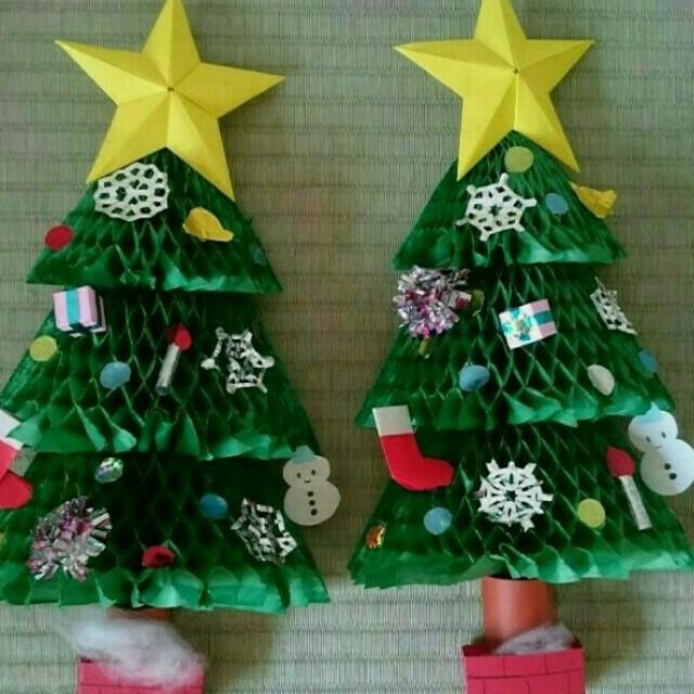 【アプリ投稿】でんぐりシートのクリスマスツリー