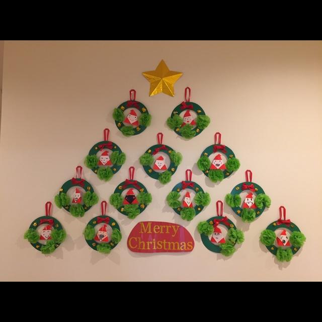 【アプリ投稿】製作/クリスマス