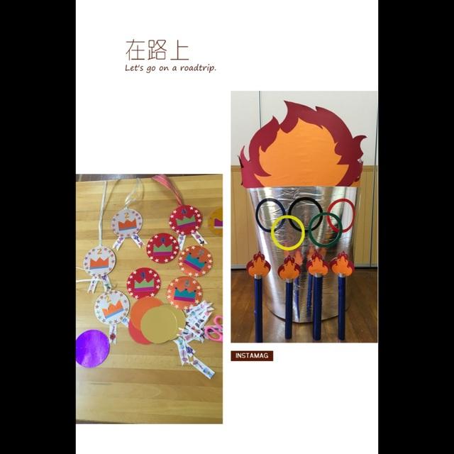 【アプリ投稿】運動会・個人競技・オリンピック・メダル