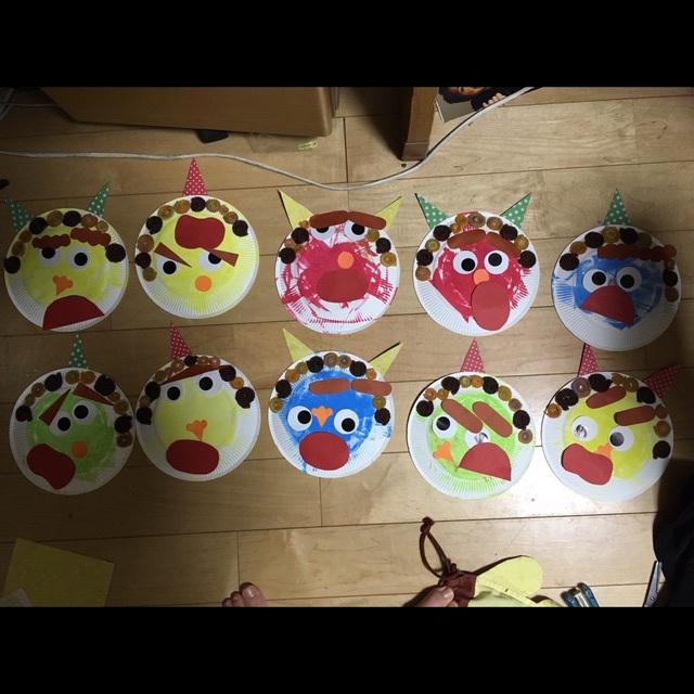 【アプリ投稿】1歳児 ころっこ紙皿
