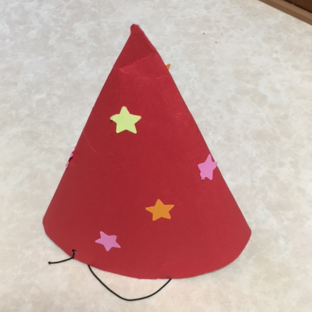 【アプリ投稿】【クリスマスパーティー帽子】