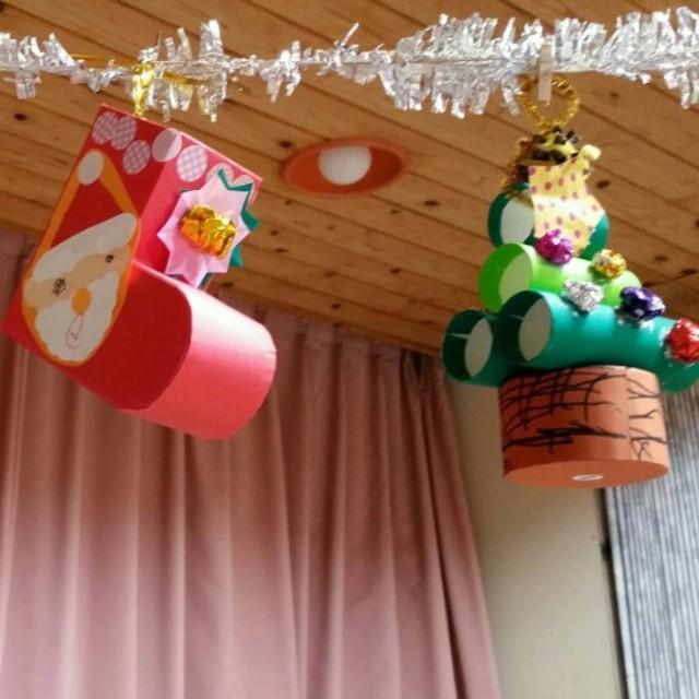 【アプリ投稿】クリスマス製作②歳児
