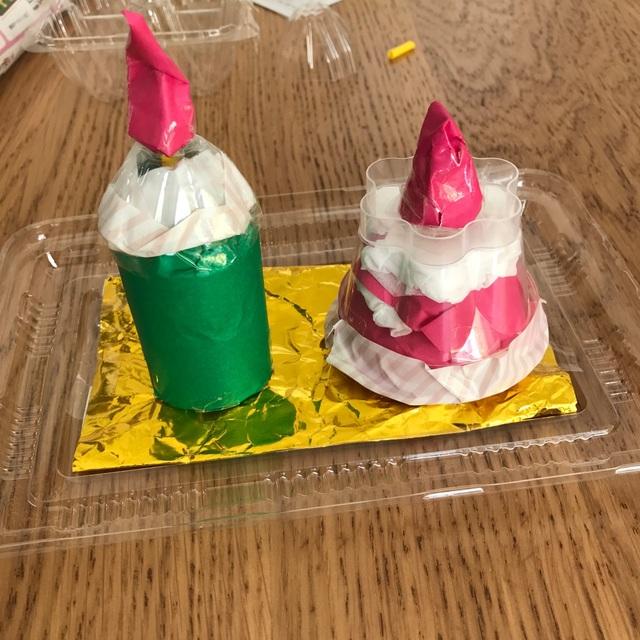 【アプリ投稿】ろうそく    ケーキ