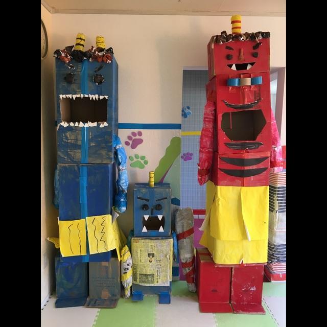 【アプリ投稿】鬼ロボット