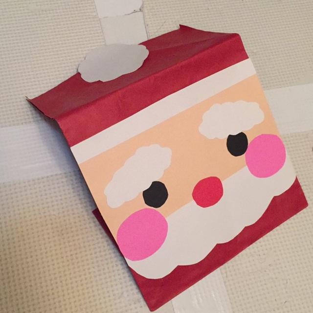 【アプリ投稿】クリスマスプレゼント用の紙袋