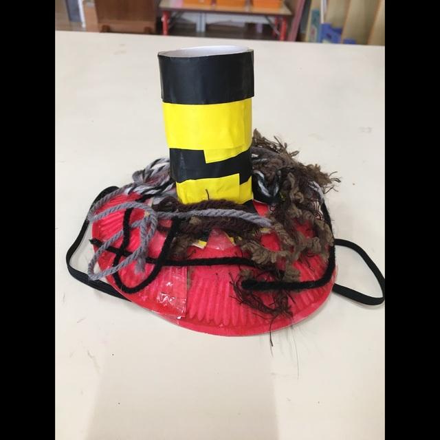 【アプリ投稿】節分の帽子