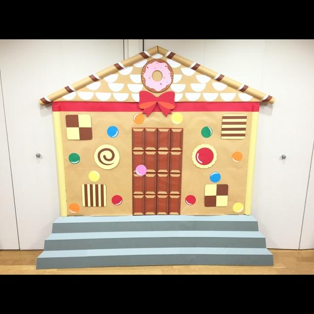 【アプリ投稿】✂︎お菓子の家5歳児 劇「ヘンゼルとグレーテル」