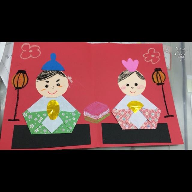 【アプリ投稿】3歳児・折り紙製作