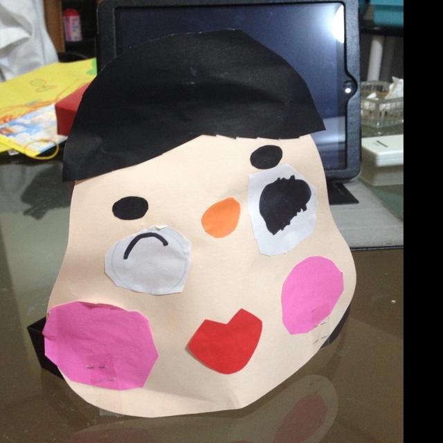 【アプリ投稿】お福4歳児