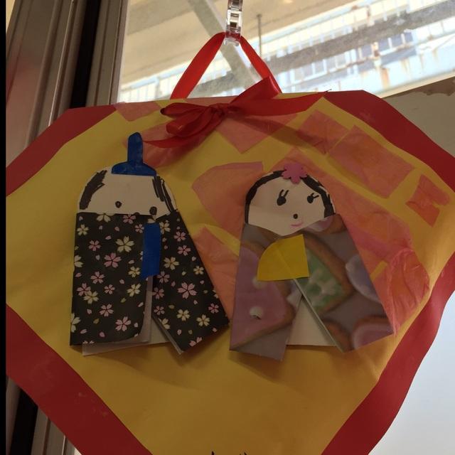 【アプリ投稿】3歳児ひな人形