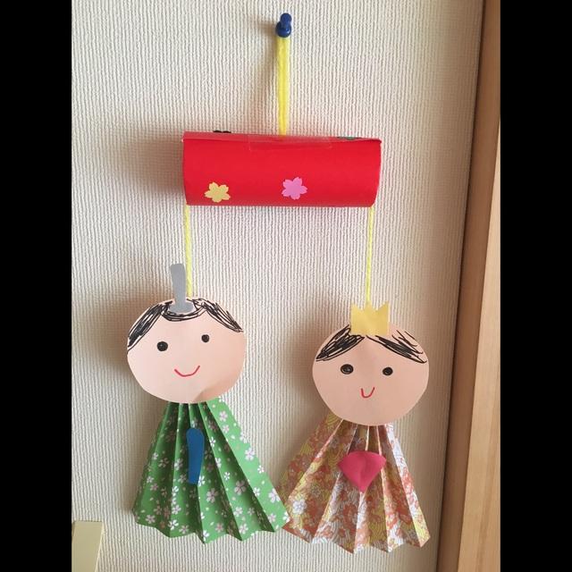 【アプリ投稿】3歳ひな人形