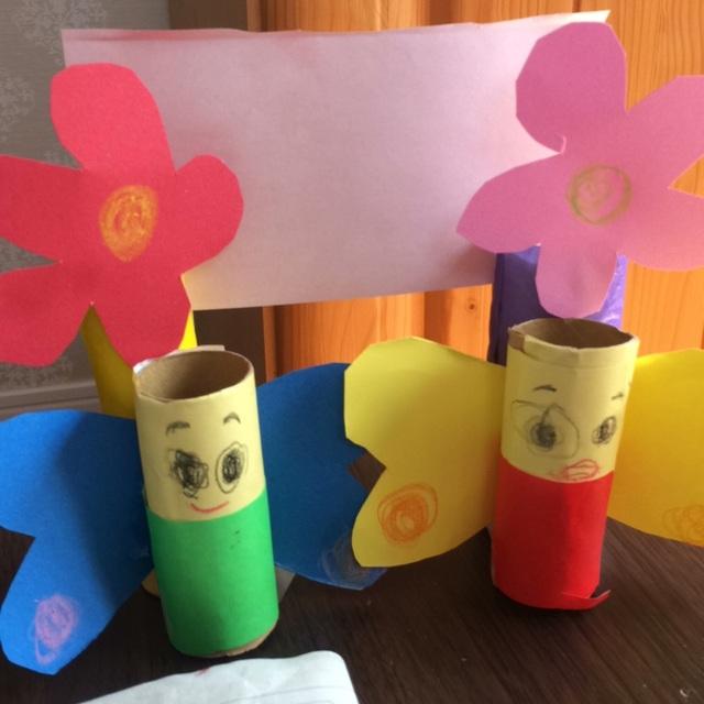【アプリ投稿】お花の写真立て