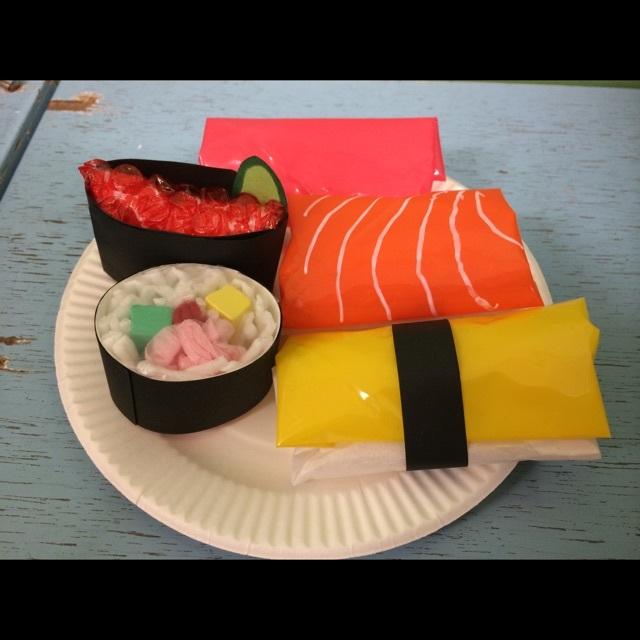 【アプリ投稿】お店やさんごっこ お寿司