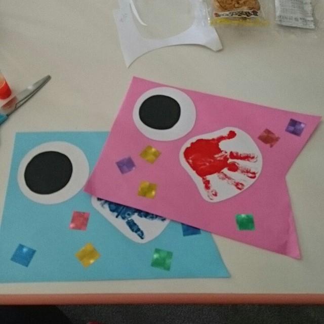 【アプリ投稿】○こいのぼり制作・0~2歳児