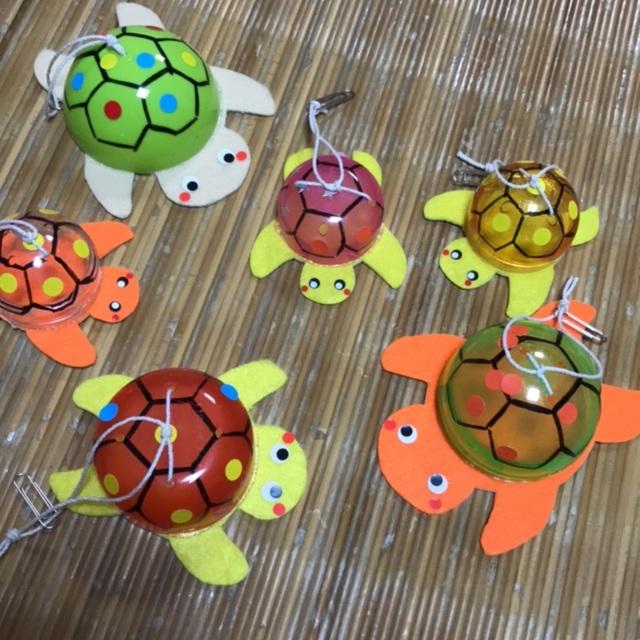 【アプリ投稿】ガチャポンで亀 魚釣りゲーム