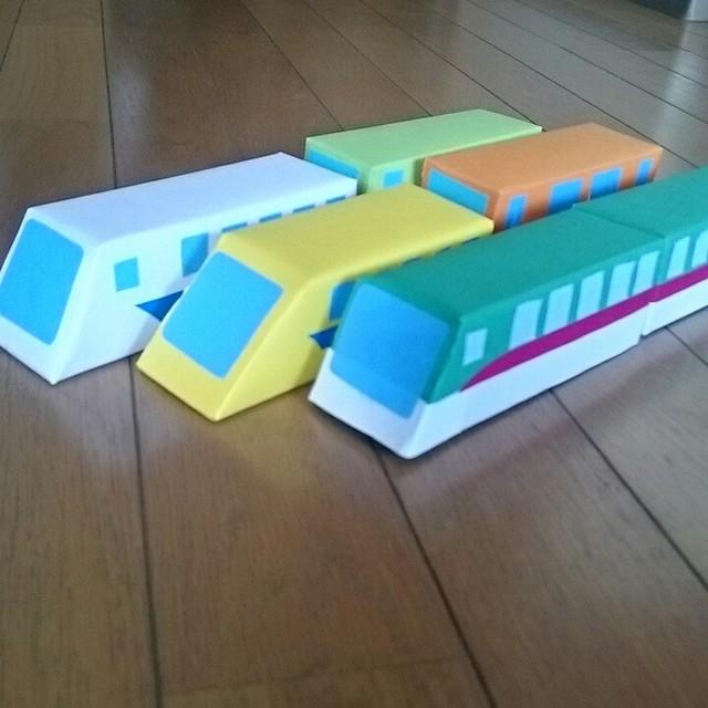 【アプリ投稿】電車ラップの箱