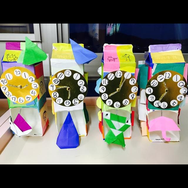 【アプリ投稿】5歳児おうちの時計