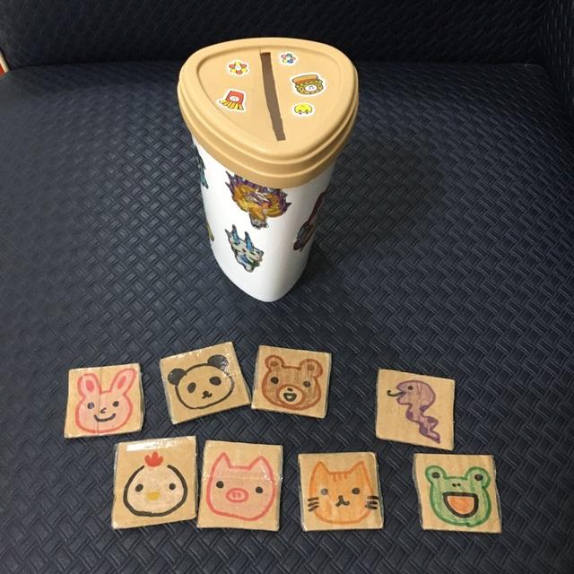 【アプリ投稿】【カード入れ】0歳児