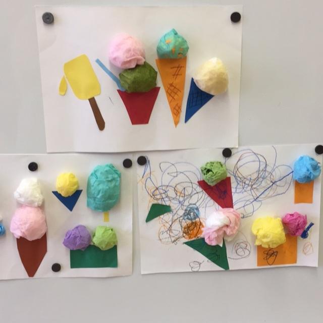 【アプリ投稿】製作/アイスクリーム