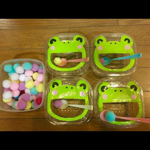 【アプリ投稿】1歳児、手作りおもちゃ。