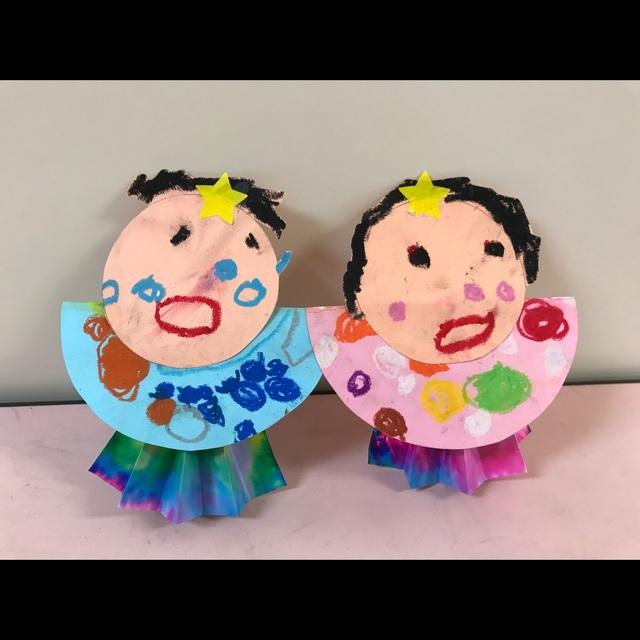 【アプリ投稿】七夕製作#3歳児