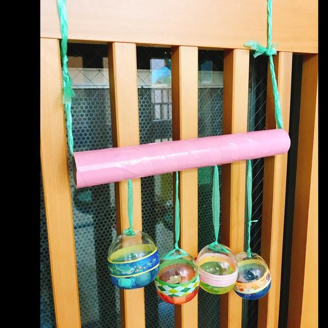 【アプリ投稿】【壁掛けマスカラ(0歳児)】