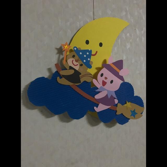 【アプリ投稿】【ハロウィン飾り】