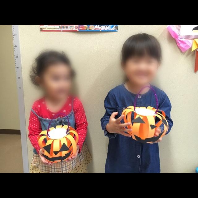 【アプリ投稿】【ハロウィン製作】かぼちゃのランタン