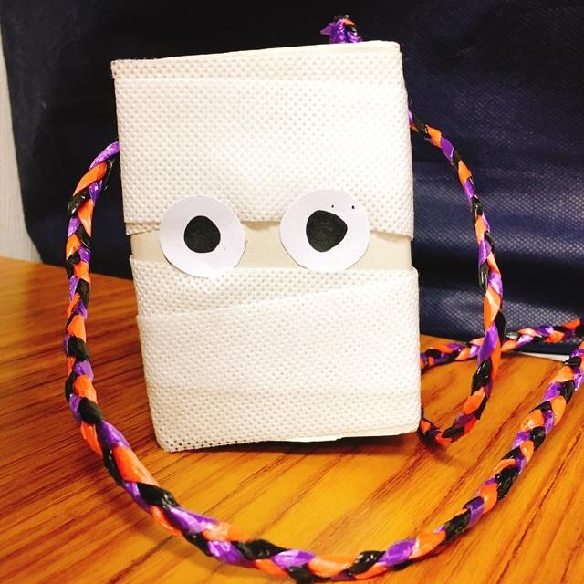 【アプリ投稿】☆ミイラ男のキャンディボックス☆3歳児