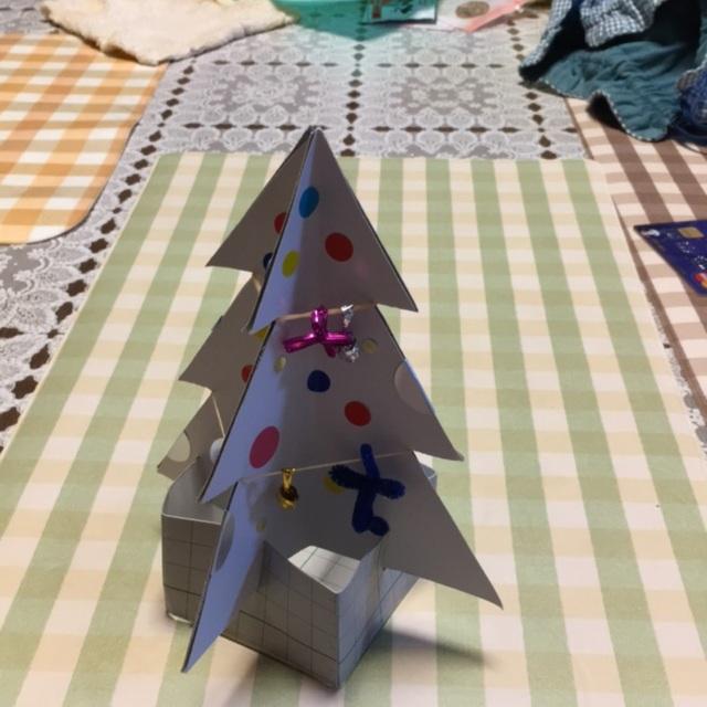 【アプリ投稿】《クリスマスツリー》