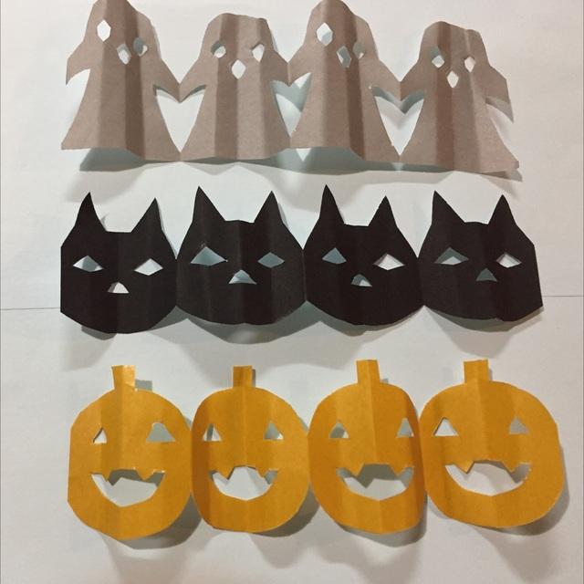 【アプリ投稿】ハロウィンの折り紙