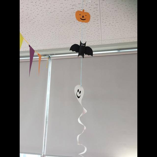 【アプリ投稿】ハロウィン吊り下げ飾り