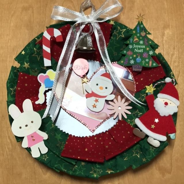 【アプリ投稿】クリスマス飾り