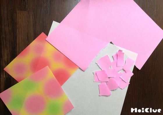 いろんな折り紙の写真