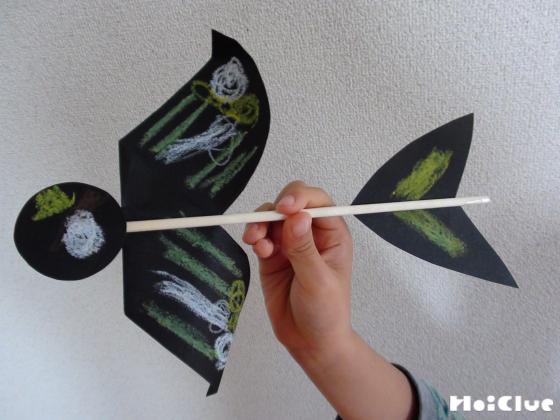 クルクル回転鳥〜意外な飛び方の手作りおもちゃ〜