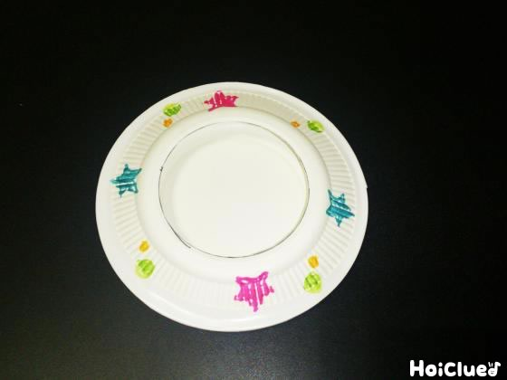 紙皿フリスビー