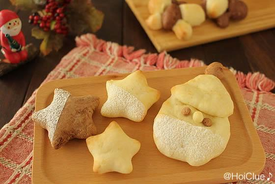 子作って楽しい食べておいしい!クリスマスに子どもと楽しめそうなクッキング3選