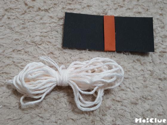 毛糸など材料の写真