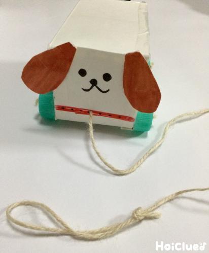 GOGO!お散歩わんちゃん〜お散歩ごっこが楽しいアイディア製作遊び〜