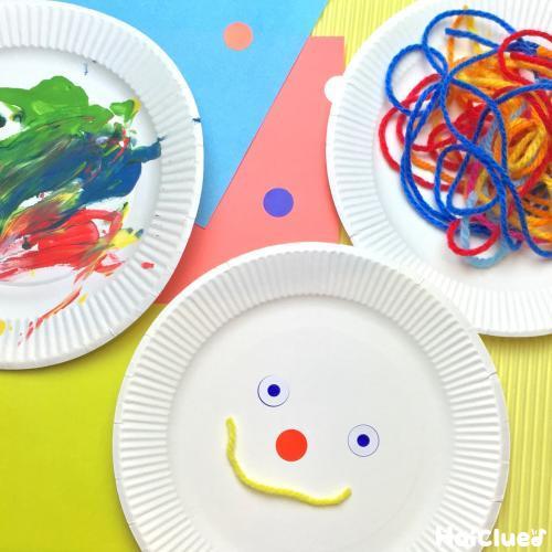 ホントにお皿!?紙皿を使った製作遊び15選