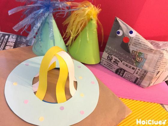 被れる!魅力たっぷり手作り帽子12選